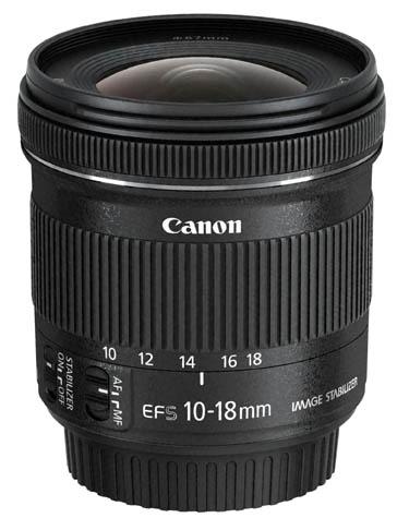 EF-S 10-18mm f4.5-5o