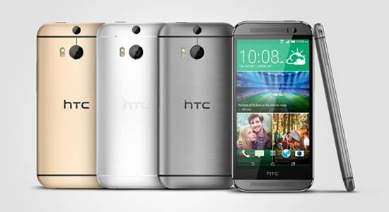 HTC ONE 8m ico