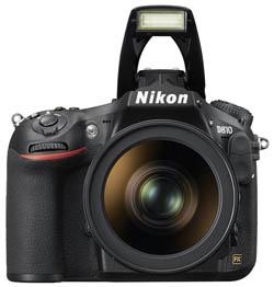 Nikon D810 b