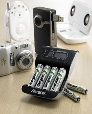 Nowe akumulatorki Energizer