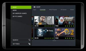 Tablet nVidia SHIELD