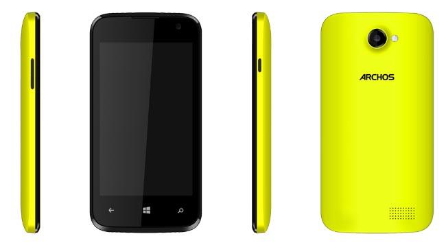 Smartfon ARCHOS 40 Cesium 3