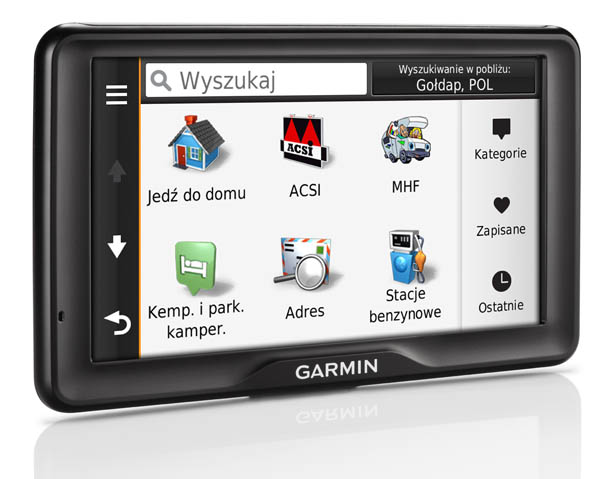 Garmin Camper 760LMT-D