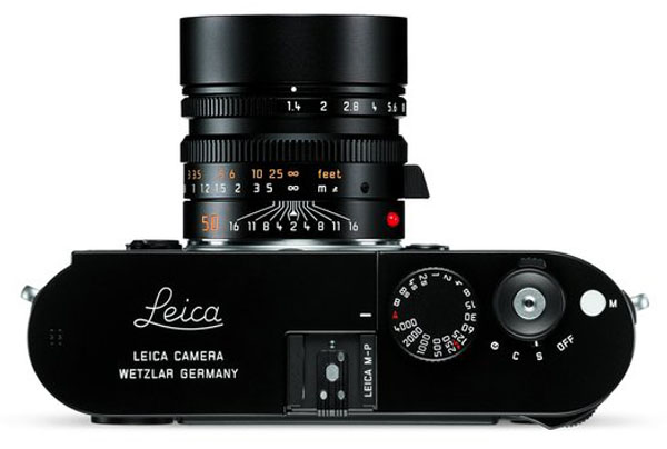 Aparat dalmierzowy Leica M-P