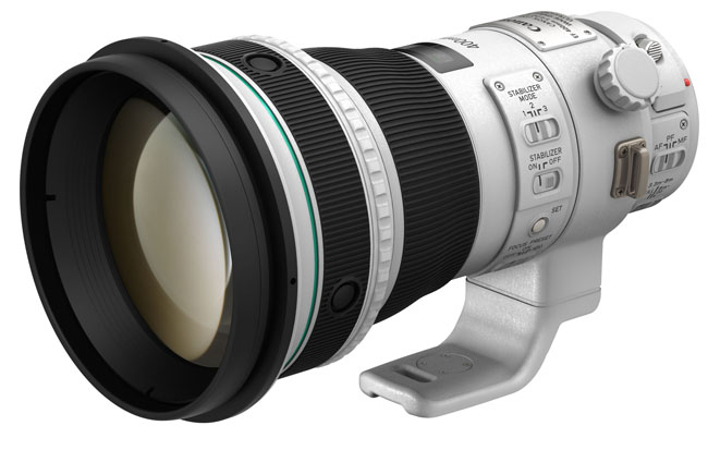 Canon EF400 mm