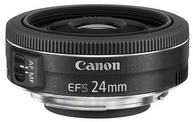 Canon EFS 24 mm