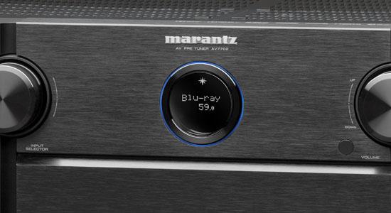 Przedwzmacniacz Marantz AV7702