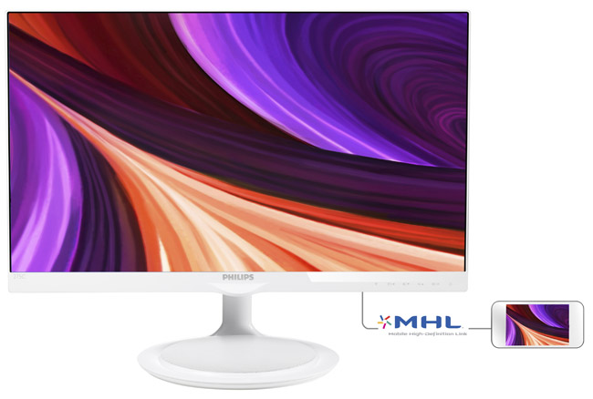 Monitor PHILIPS 275C5QHAW
