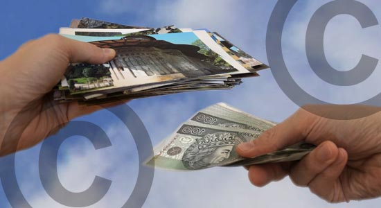 Sprzedaż zdjęć