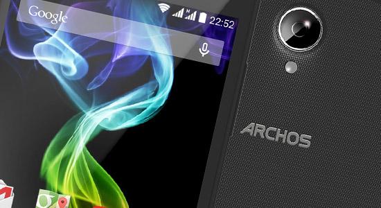 Archos 50b Platinum