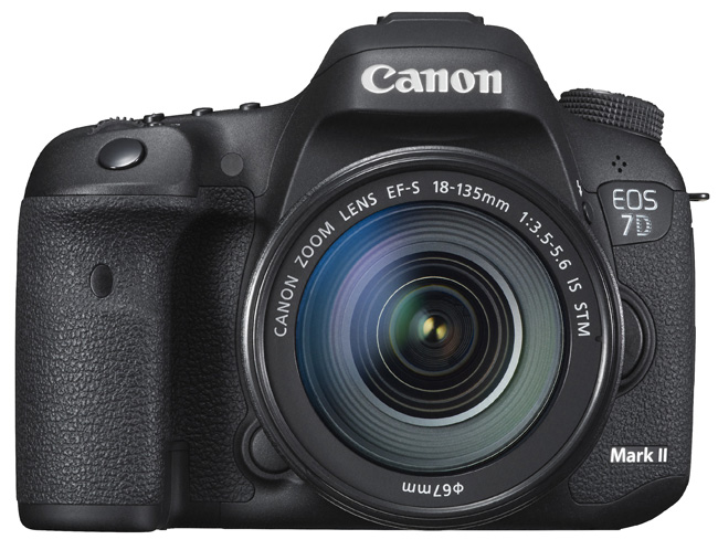 Canon EOS 7D Mark II test