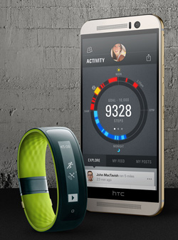 HTC Grip HTC One M9