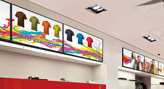 Panasonic Digital Signage