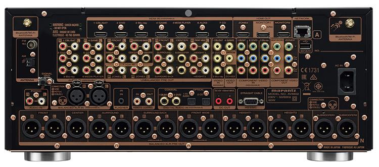 Marantz AV - AV8802
