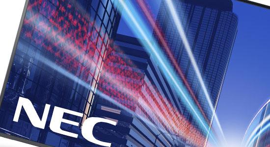 Monitory NEC z serii E