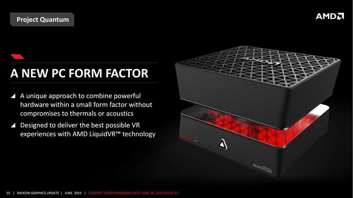 AMD Radeon Quantum