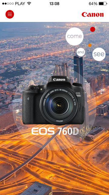 EOS 760D Companion