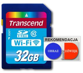Transcend SD WiFi Rekomendacja
