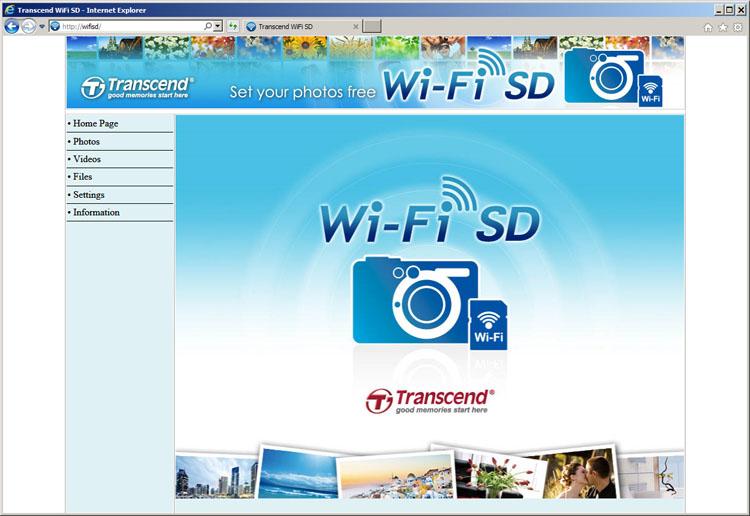Transcend WiFi