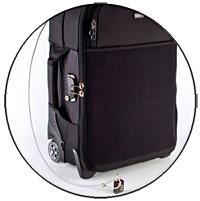 Zabezpieczenia toreb fotograficznych