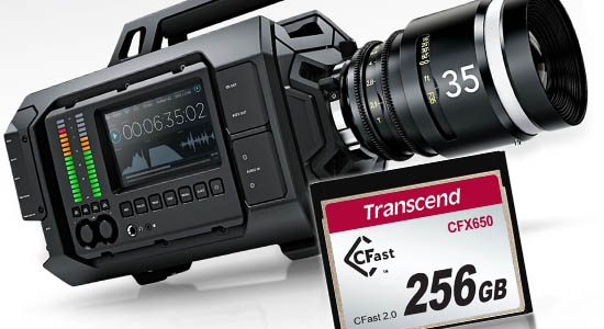 Transcend CFX650