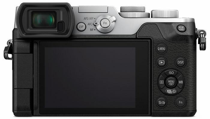 Panasonic LUMIX GX8.