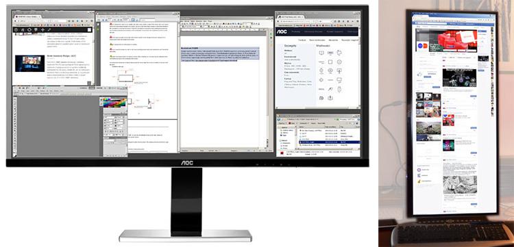 Monitor AOC U3477PQU