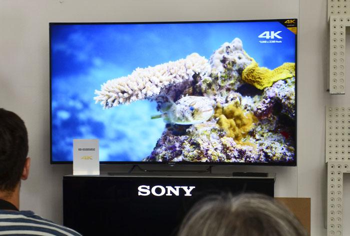 Sony KD-55S850