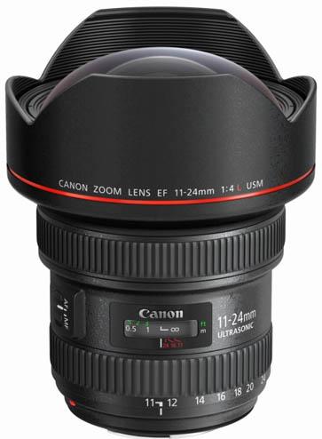 EF 11-24 mm f4L USM