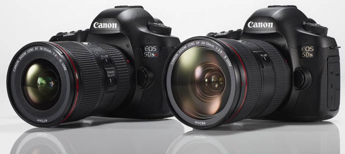 EOS 5DS i 5DS R