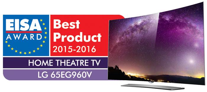 LG 4K OLED TV 65EG960V