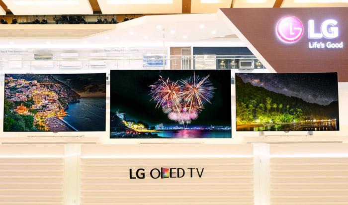 LG OLED 4K HDR