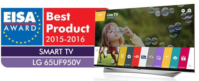 LG PRIME UHD TV 65UF950V