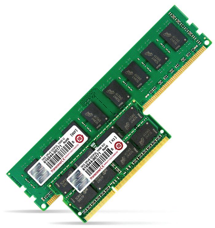 Transcend DDR3L