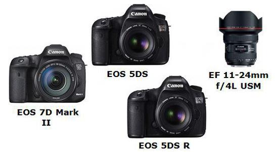 Nagrody EISA dla Canona