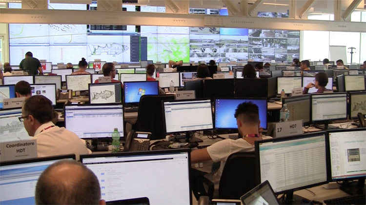 Milan Expo_Command and Control Center