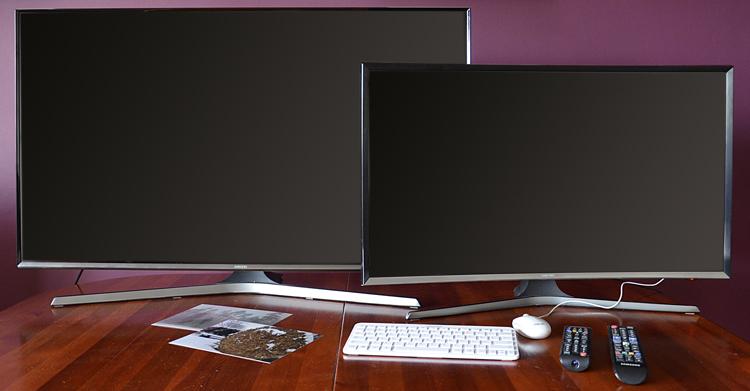 Samsung UE32J6300AW i UE43J5600AW
