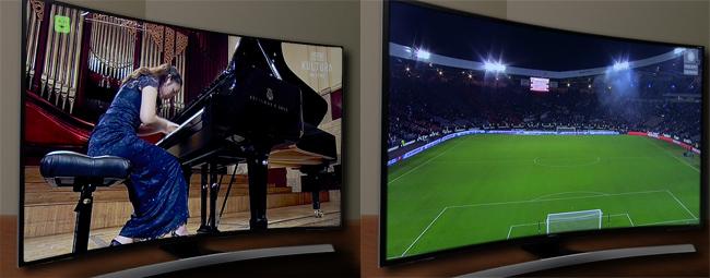 Samsung TV SUHD UE55JS8500