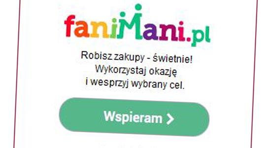 Wtyczka FaniMani