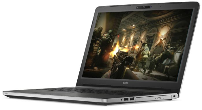 Dell Inspiron 15 5000 Series (Model 5559 Tulip) (Touch or Non-Touch) 15-inch notebook computer with 3D camera and with Intel SKL Skylake processor.
