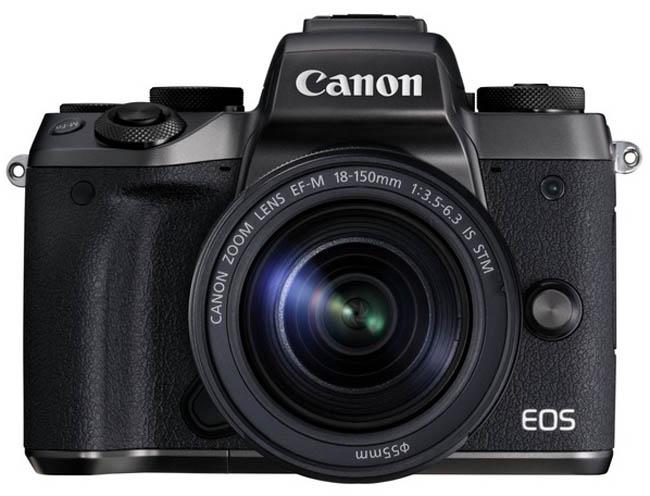 Canona EOS M5
